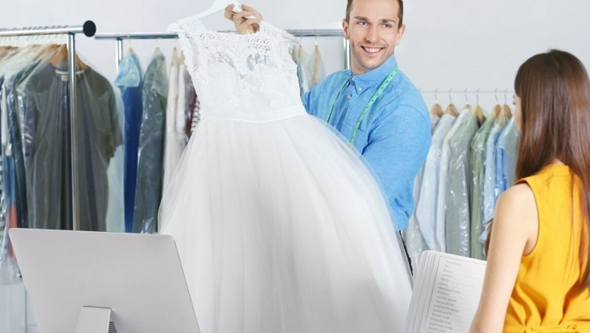 Importance of wedding dress dry cleaning service