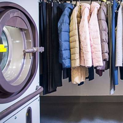 dry cleaners in Victoria
